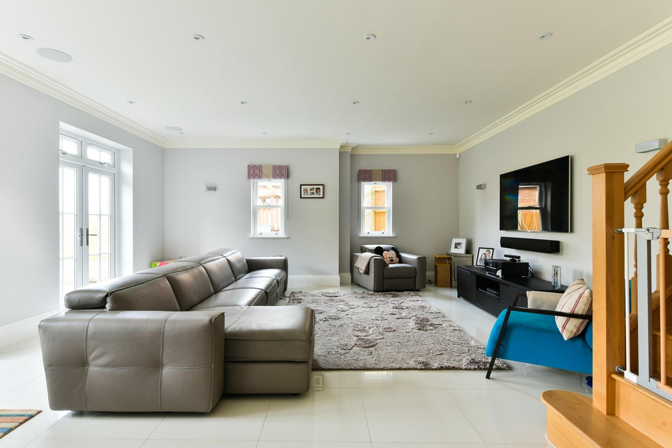 Safran Homes,Family room