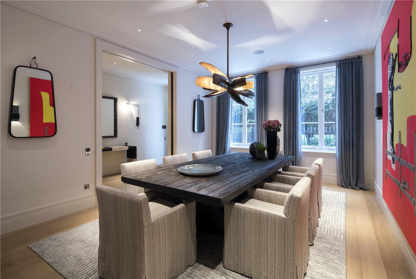 Robert Adam,Dining room