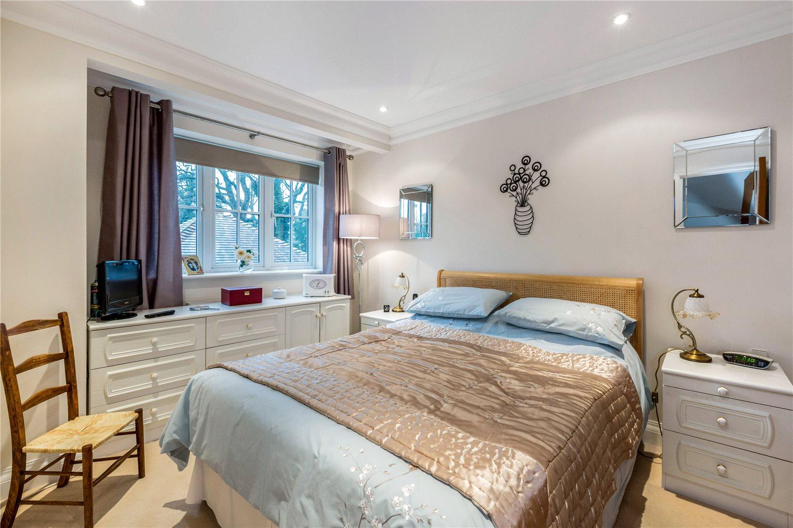 Amberleigh Homes,Master Bedroom