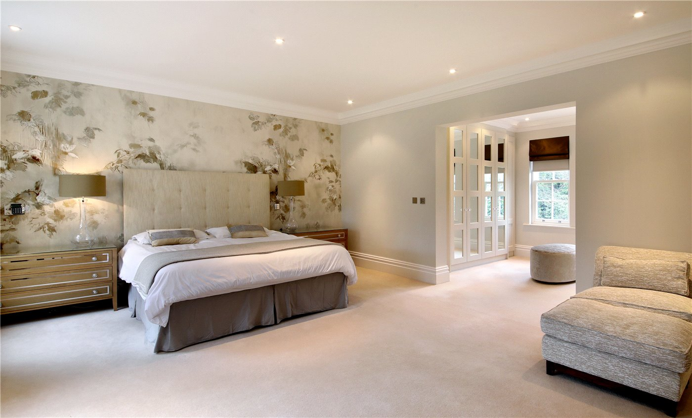 Osborne Developments,Master Bedroom