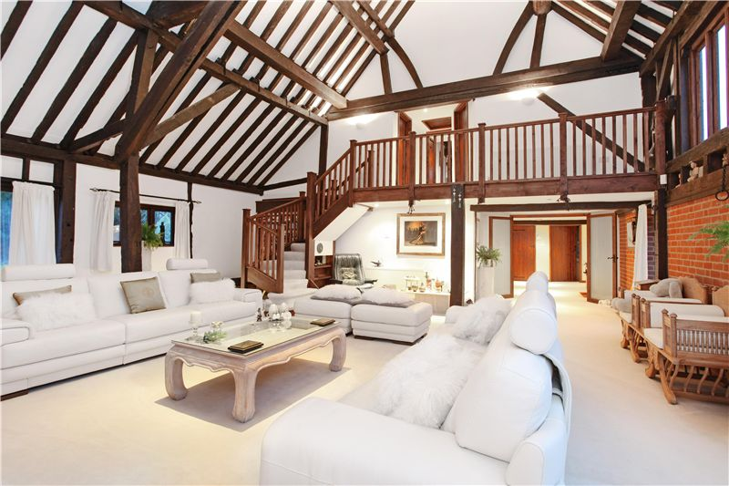 top 10 barn conversions zoopla