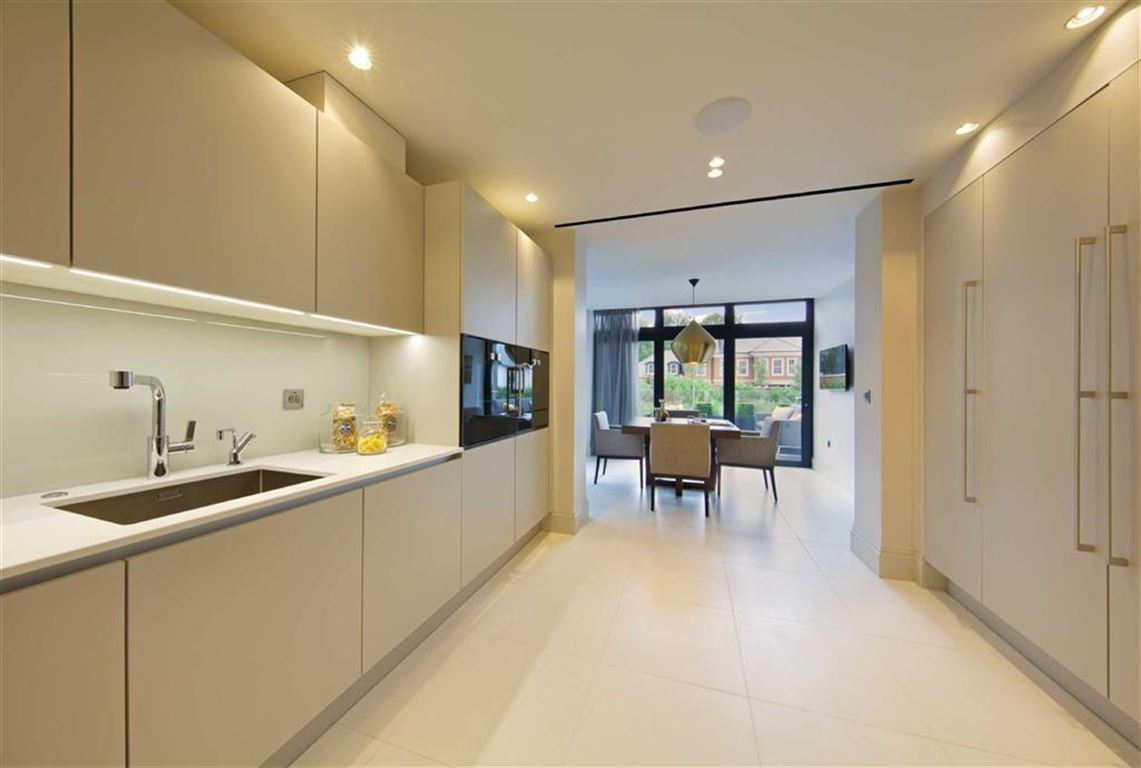 Fusion Residential,Kitchen