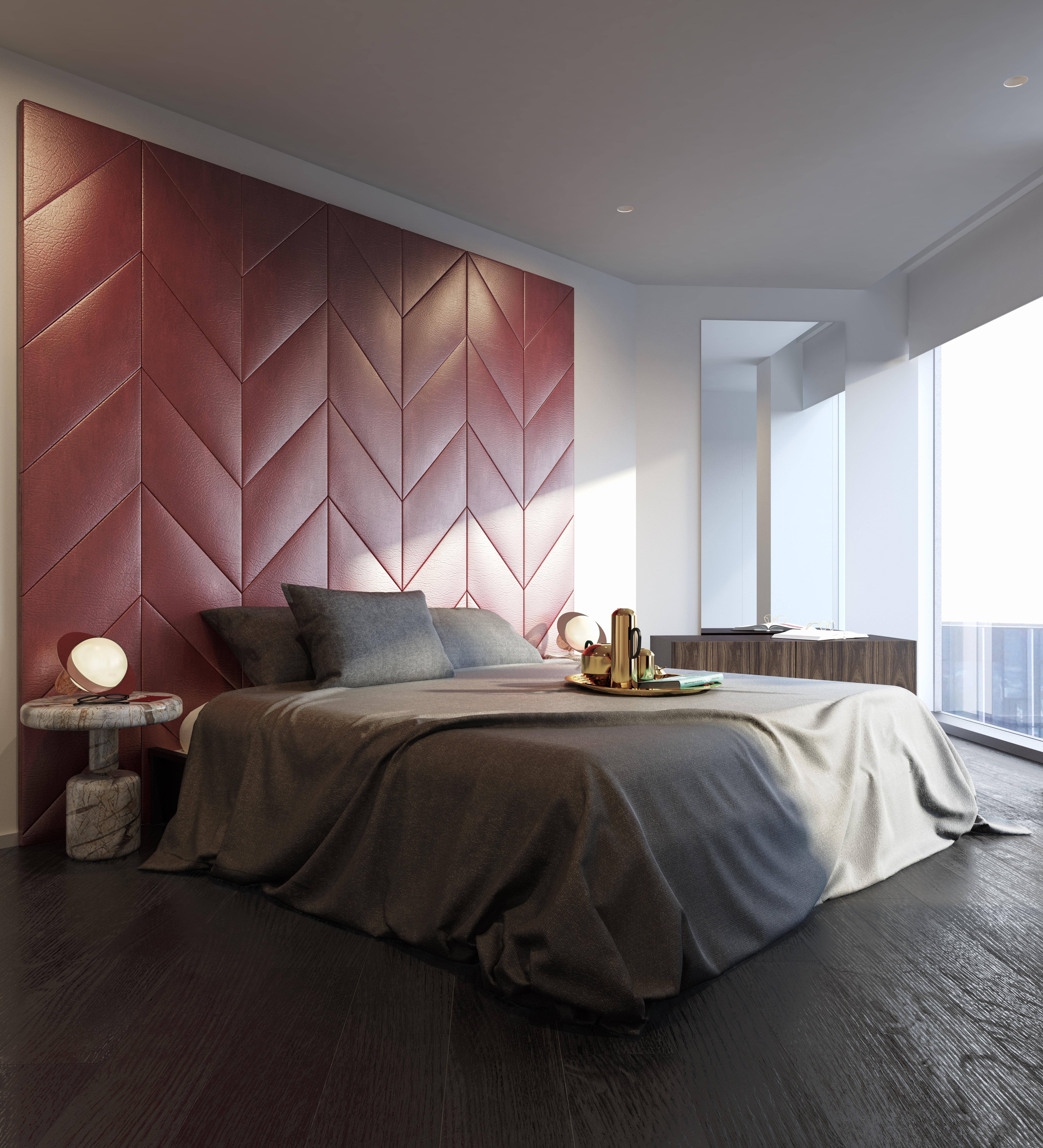 Greenwich Peninsula,Master Bedroom