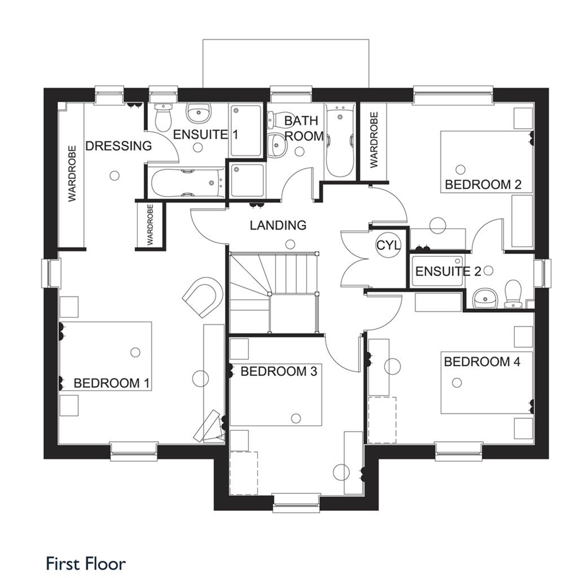 David Wilson Homes Winstone House Price