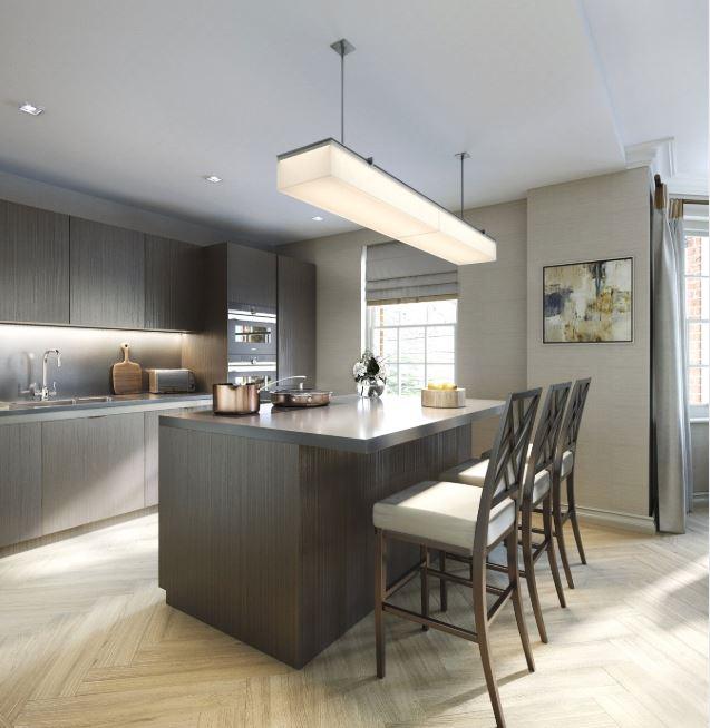 Hampstead Manor development,Kitchen