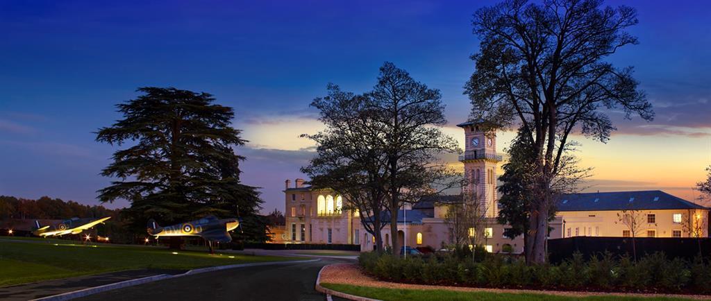 Bentley Priory,Rear Elevation