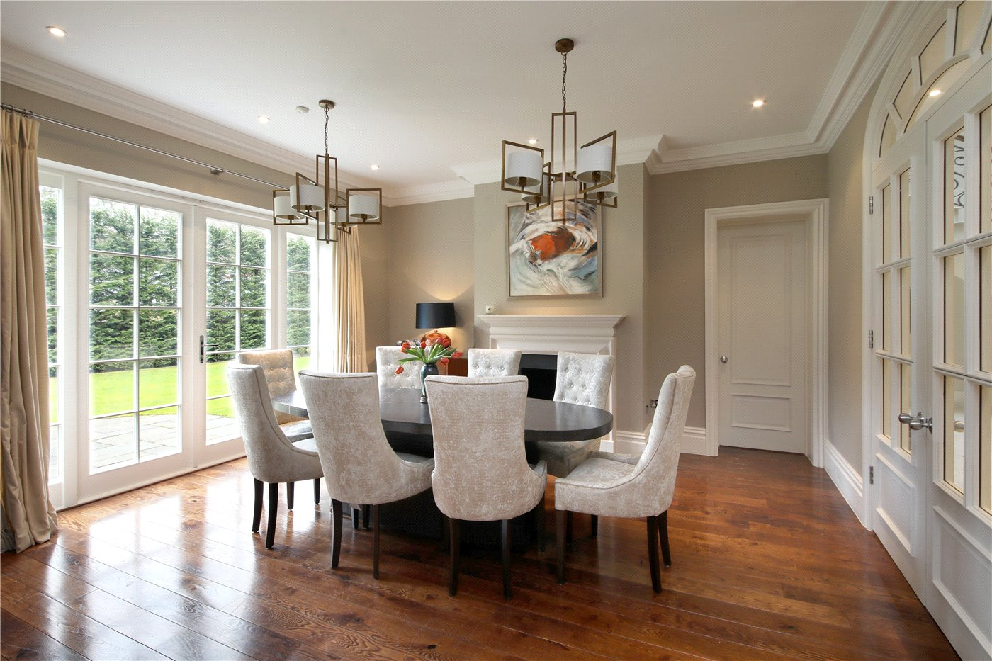 Osborne Developments,Dining room
