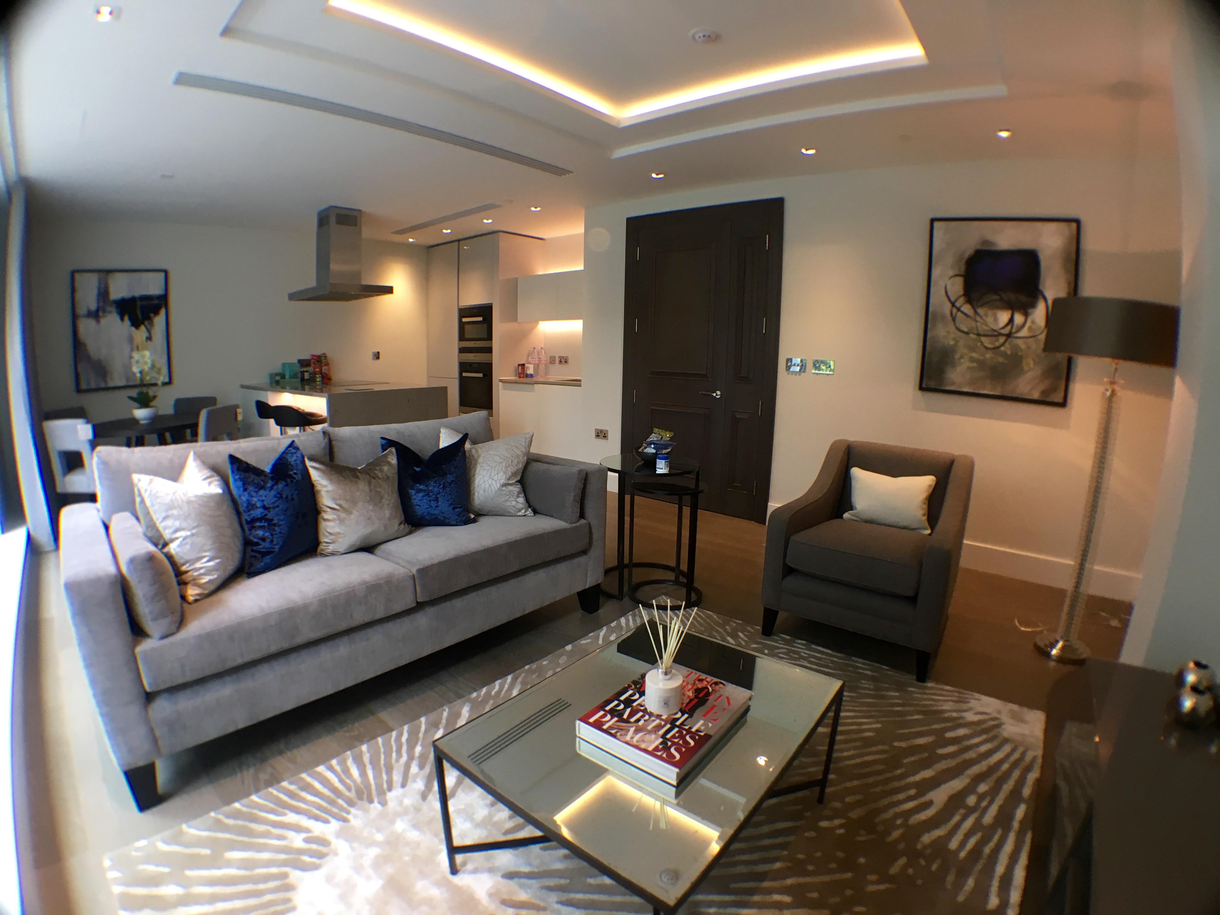 375 Kensington High Street,Lounge