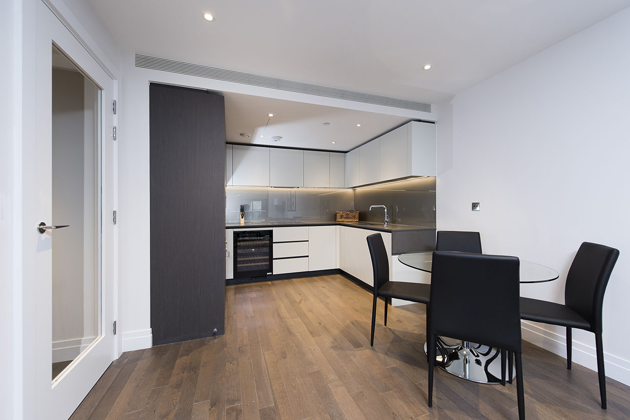 Nine Elms,Kitchen