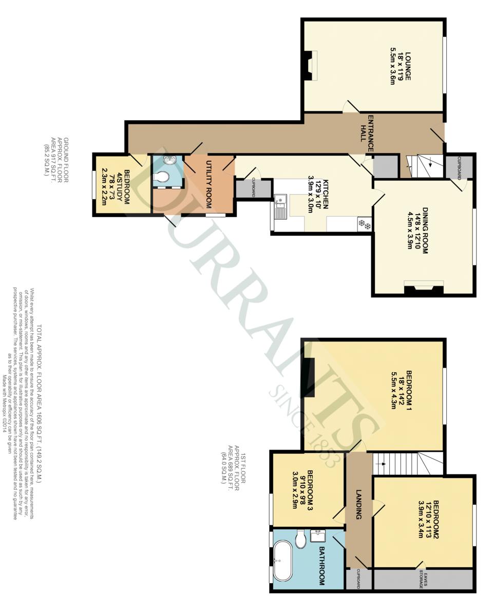 Hope terrace halesworth ip19 4 bedroom terraced house for 6 the terrace walberswick