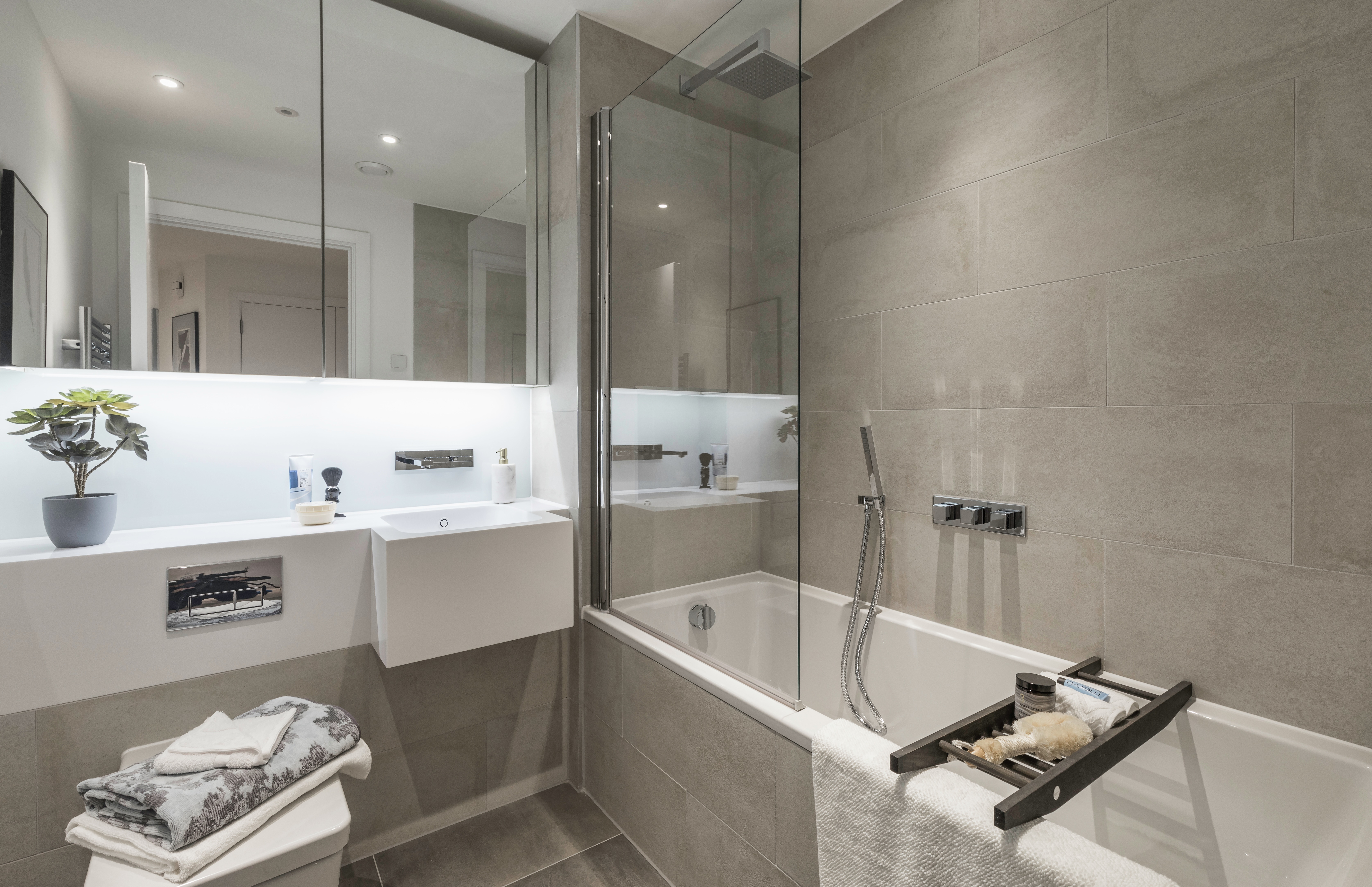 London Square,Bathroom