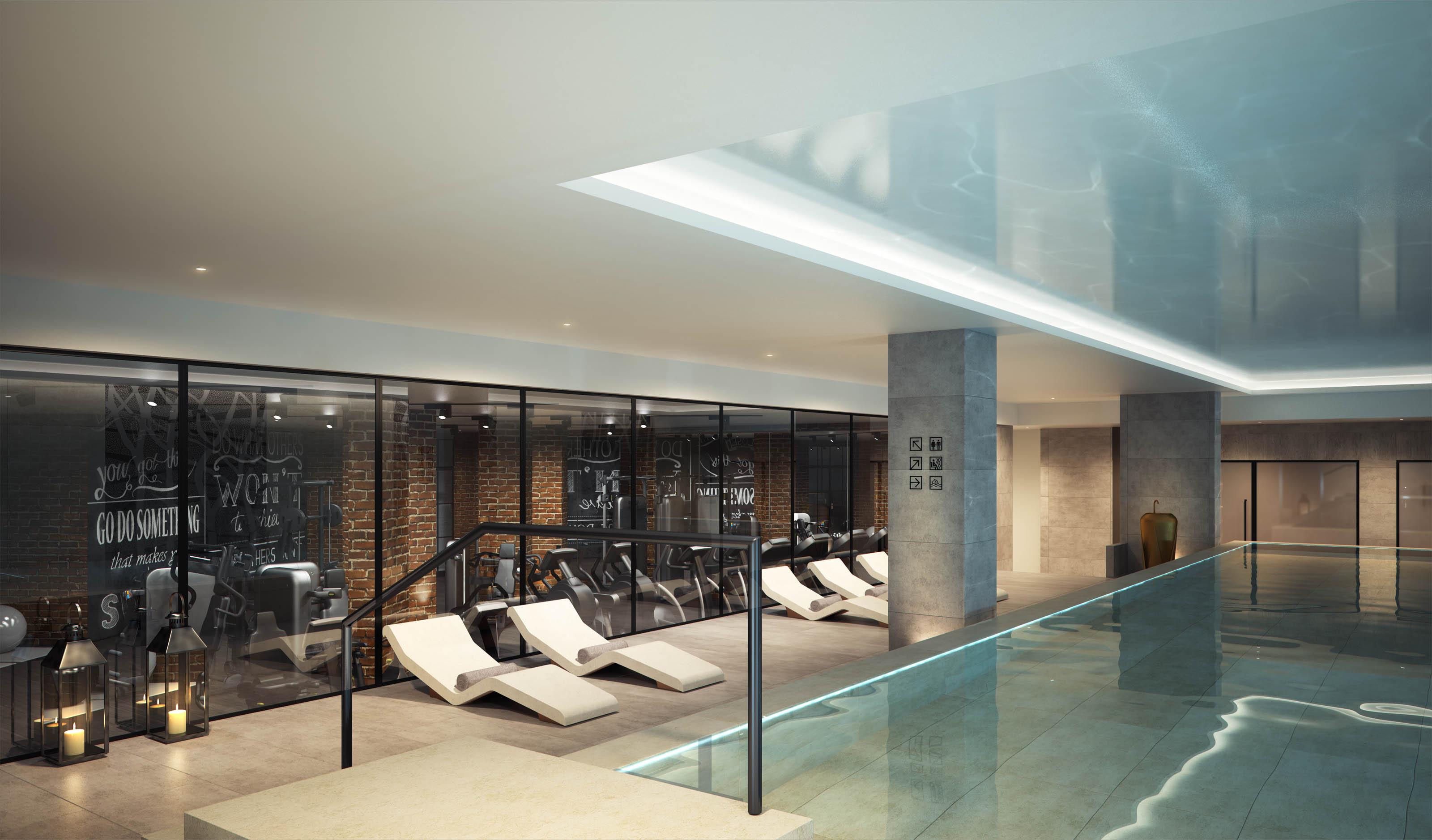 Fabrica,Pool & Sport
