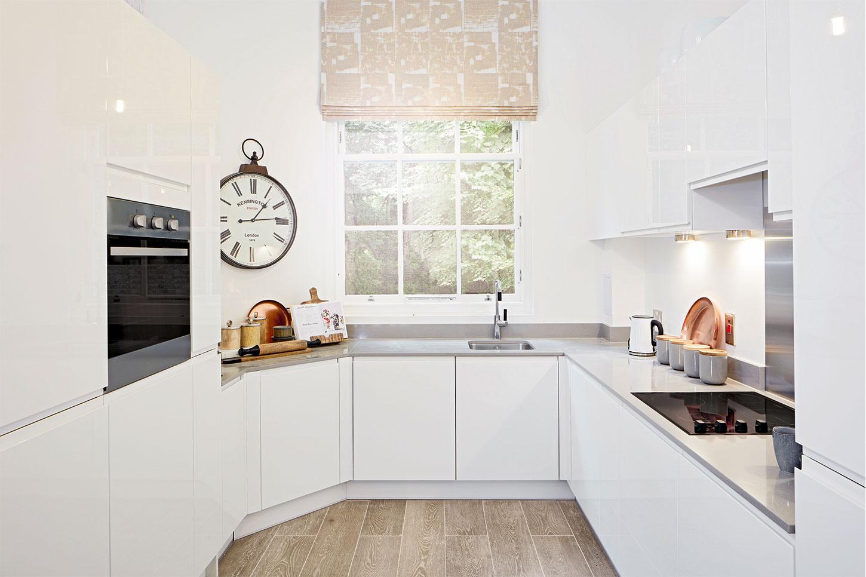 Linden Homes,Kitchen