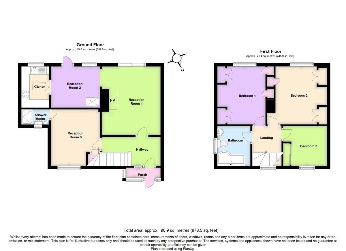 home floor plans with pictures dunmow loughton ig10 3 bedroom semi detached house 24022