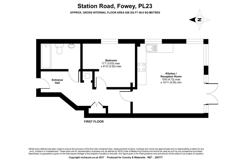 Station Road Car Park Fowey
