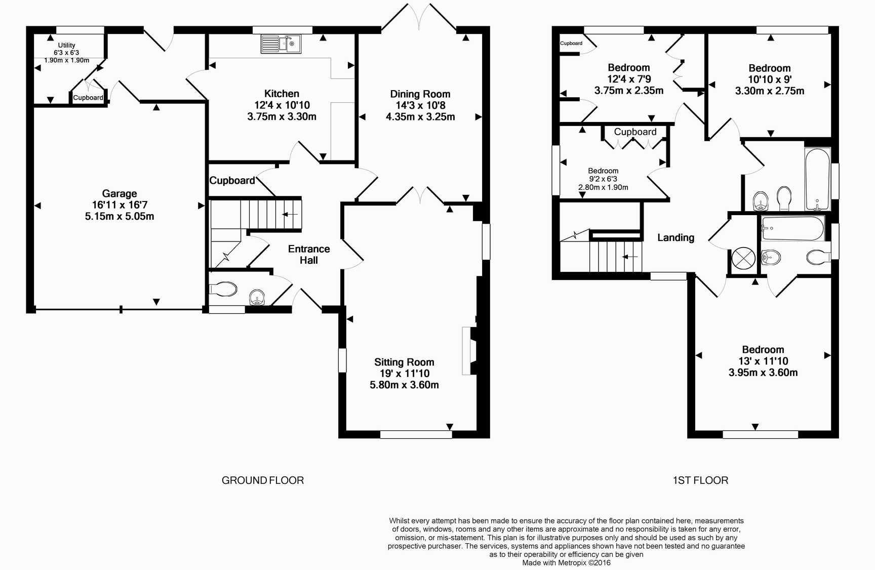 Tavistock Road Fleet Gu51 4 Bedroom Detached House For