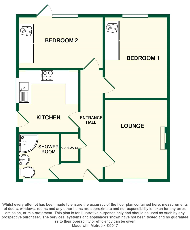 2 Bedroom Semi Detached Bungalow For Sale 45089328