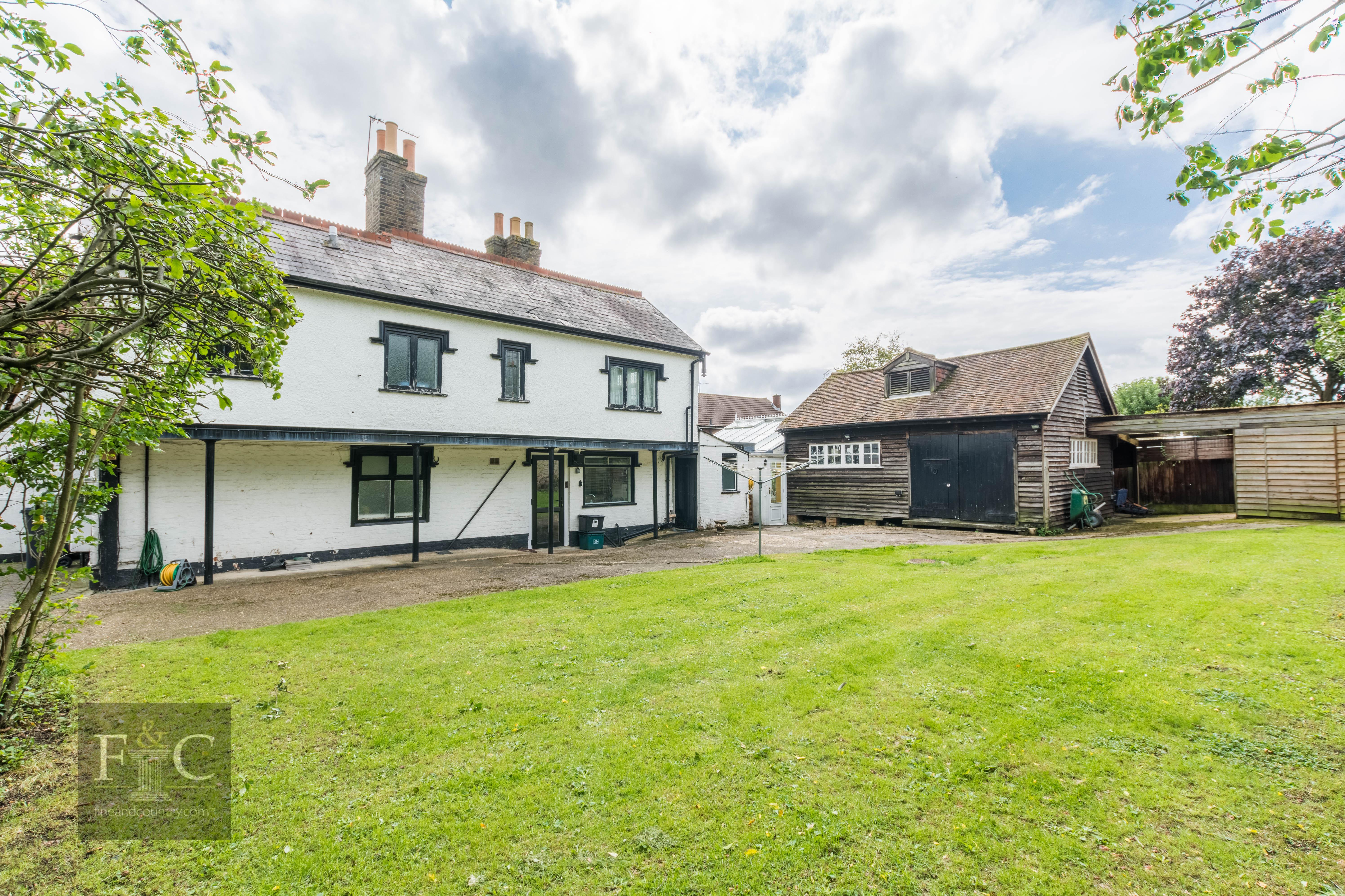 Property For Sale In Goffs Lane En