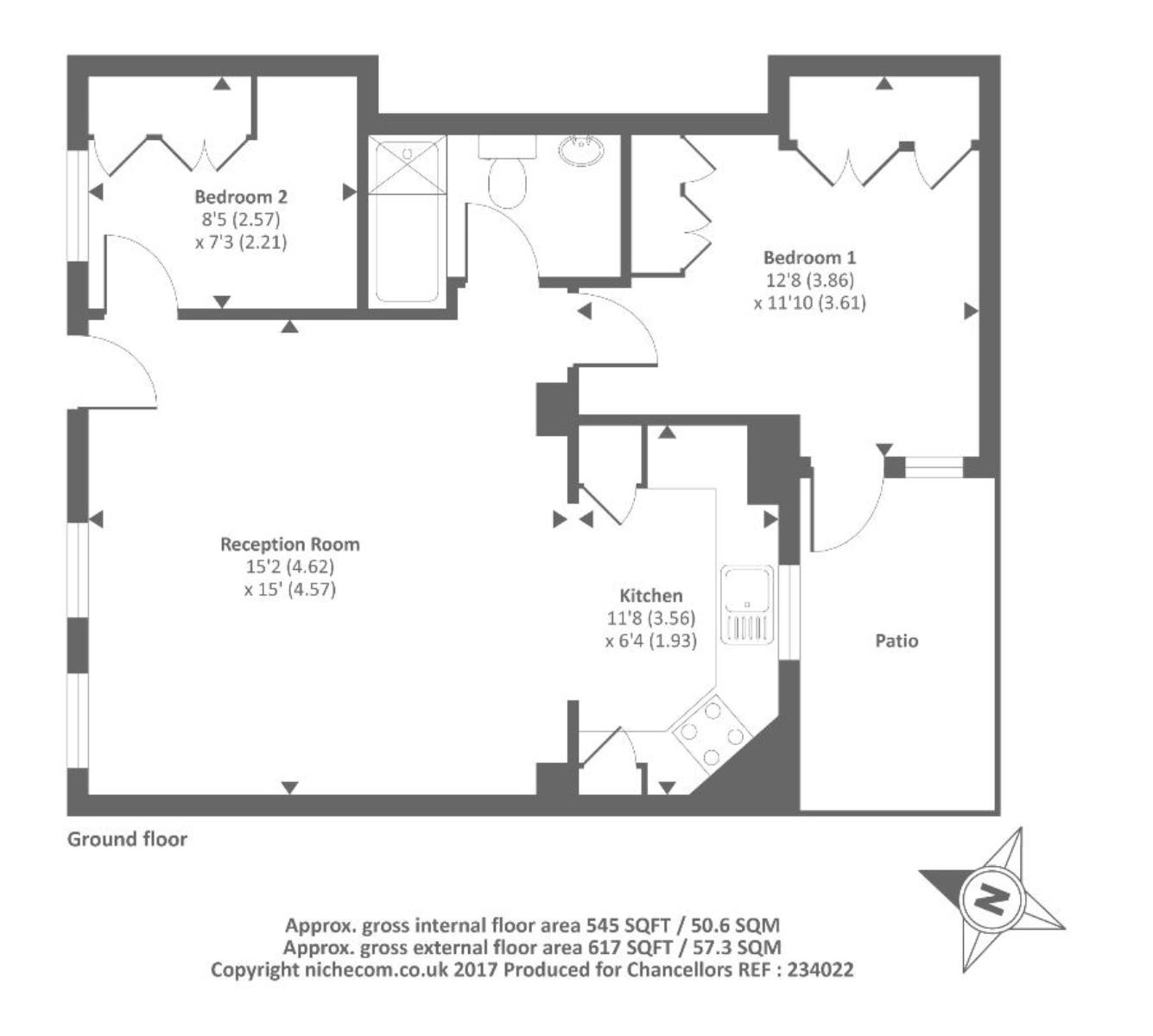 Floor Plan View Original