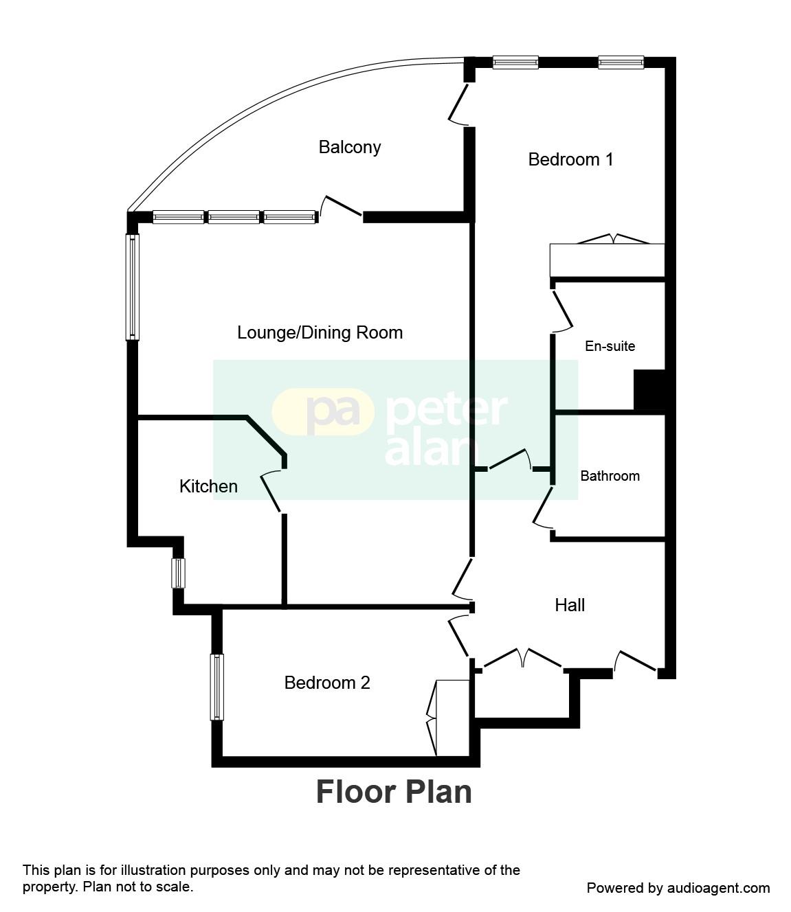 2 Bedroom Flat For Sale 44811715 Primelocation