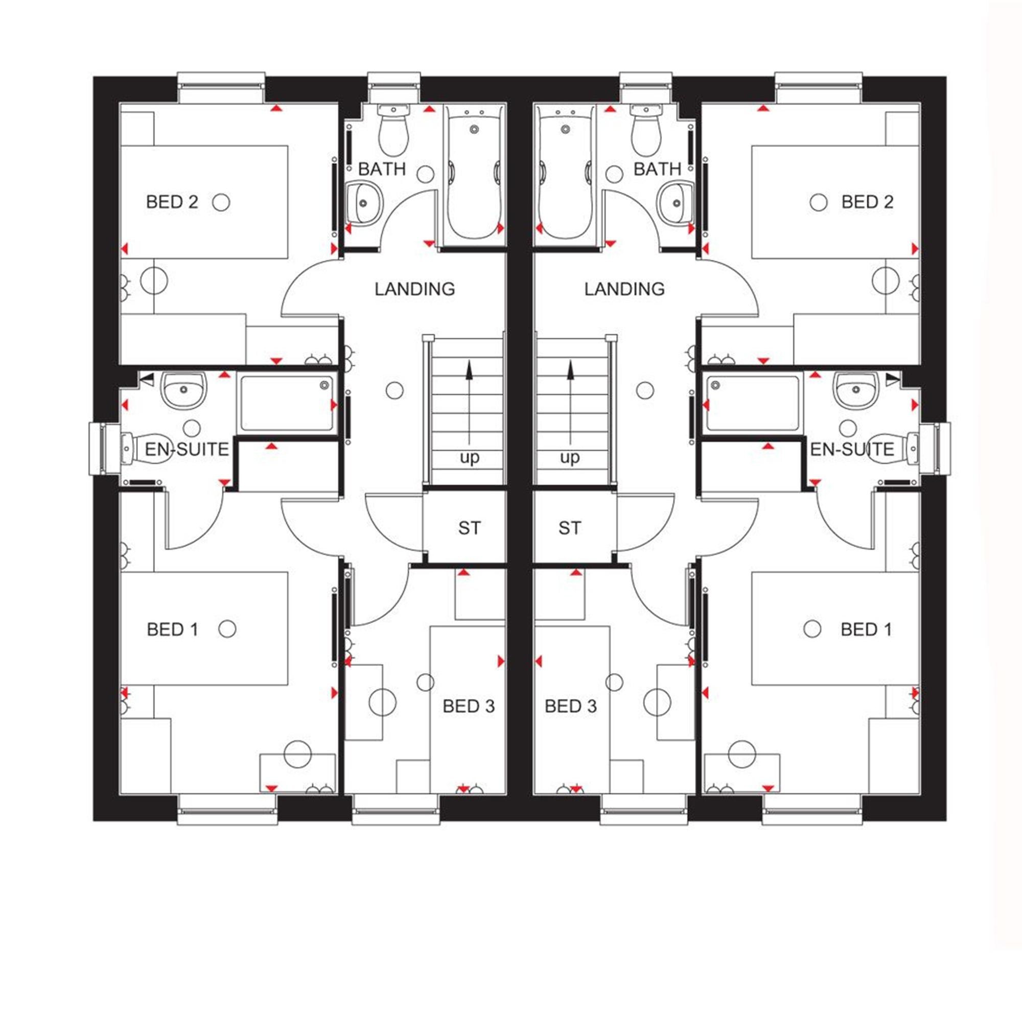3 Bedroom Semi Detached House For Sale In Finchley At Papplewick Lane Hucknall Nottingham