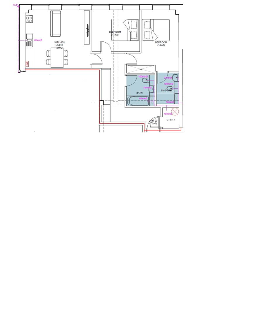 The Broadway, Stanmore HA7, 2 Bedroom Flat To Rent