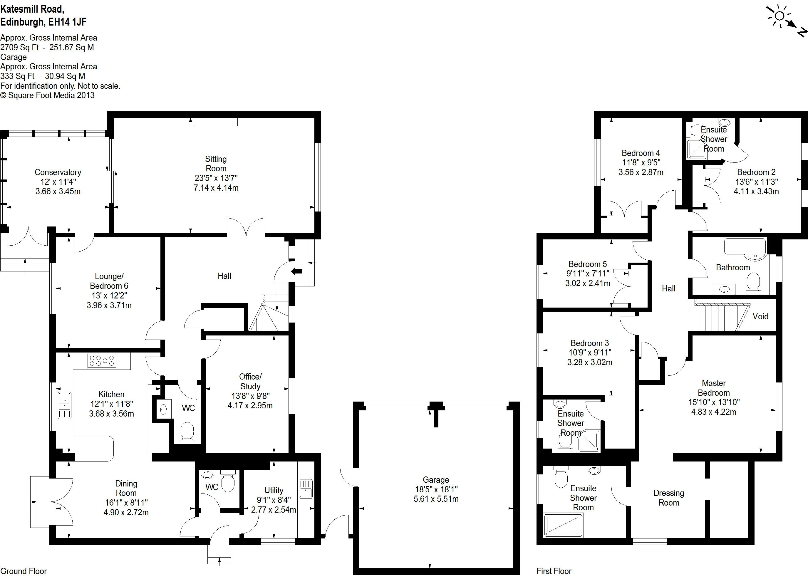 Property For Sale In Redhall Road Longstone