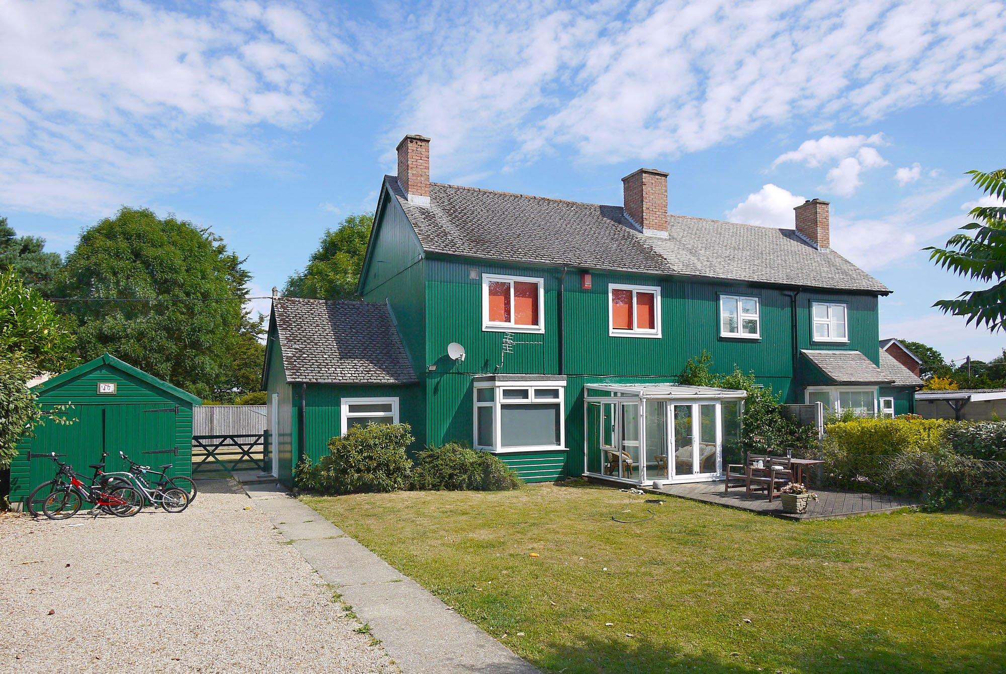 Burnt House Lane Pilley Lymington Hampshire So41 3 Bedroom Semi Fuse Box Home Detached For Sale 48396675 Primelocation