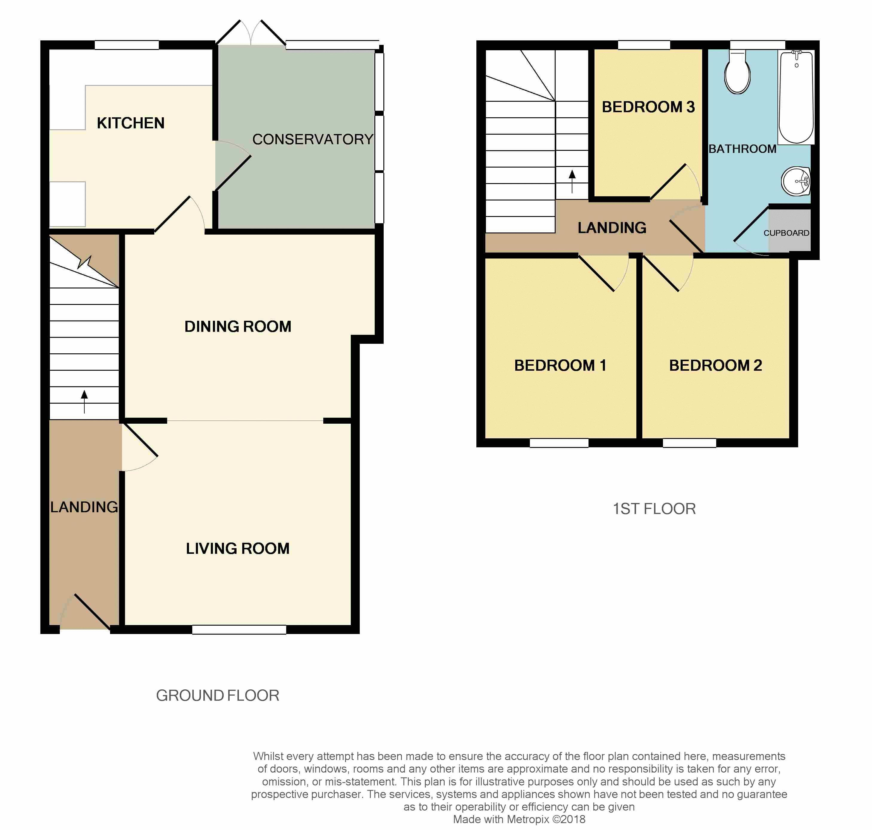Kensey View, Launceston PL15, 3 Bedroom Terraced House For