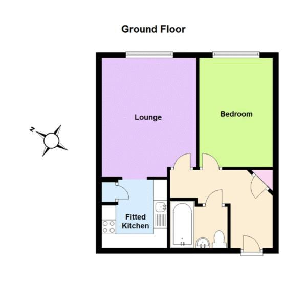 Coventry Green Apartments: Longford Bridge Court, Union Place, Coventry CV6, 1