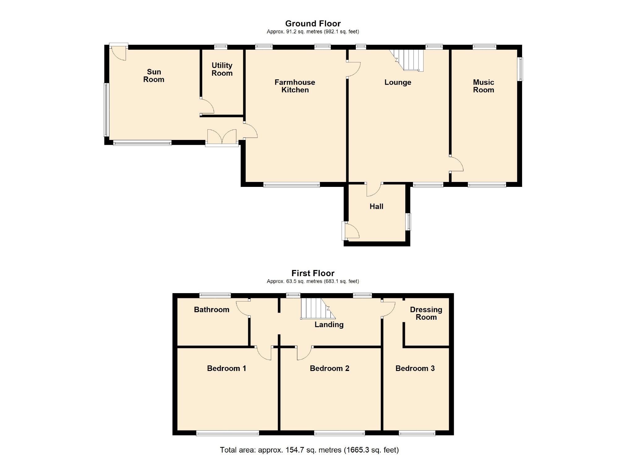 Cobden Edge, Mellor, Stockport SK6, 3 bedroom detached house