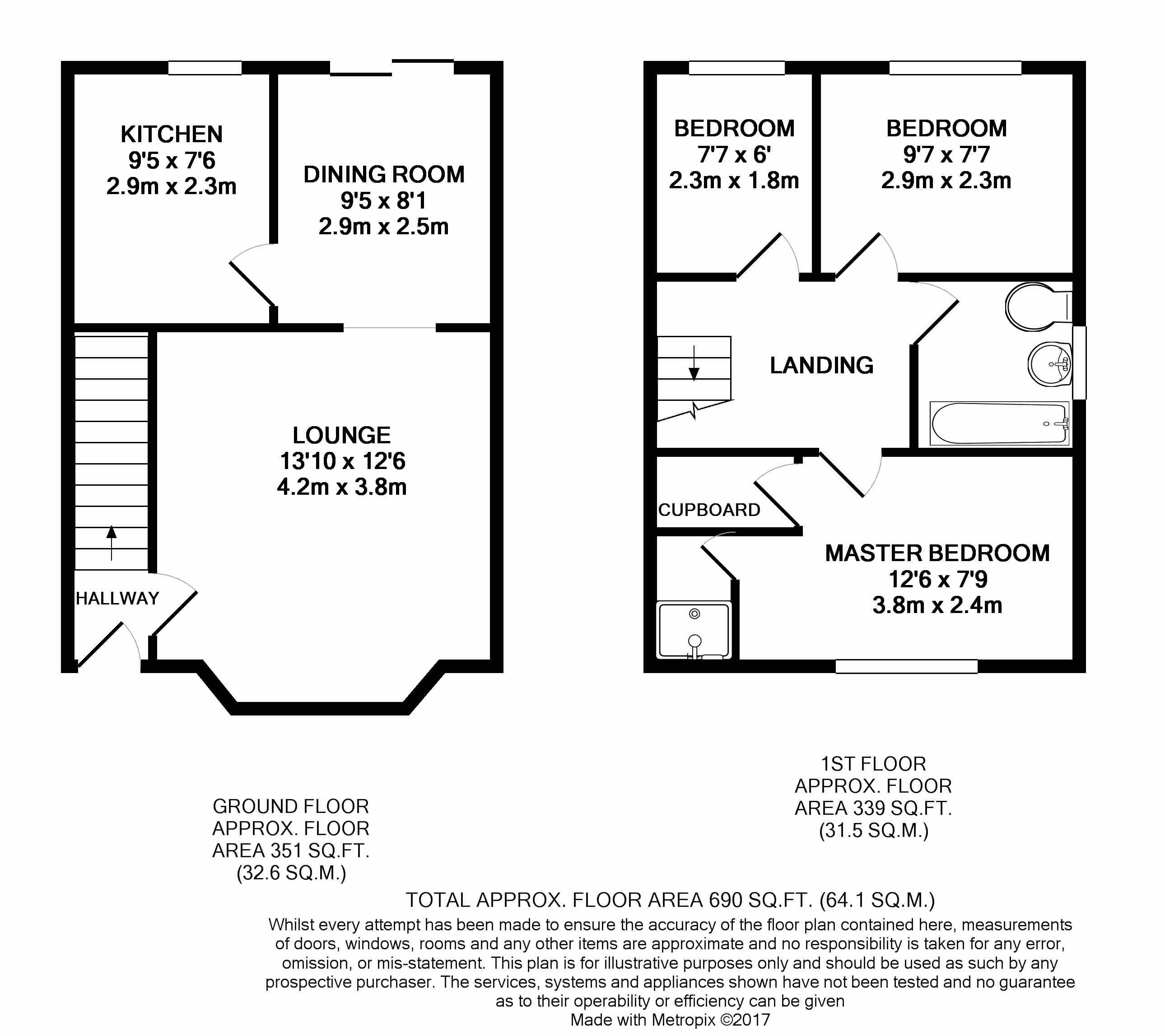 Burr Close Langdon Hills Basildon SS16 3 Bedroom