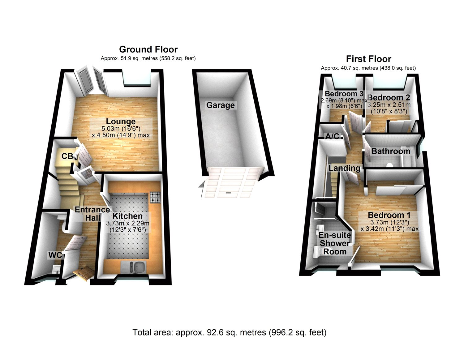 3 Bedrooms Semi-detached house for sale in Willow Close, Banstead SM7