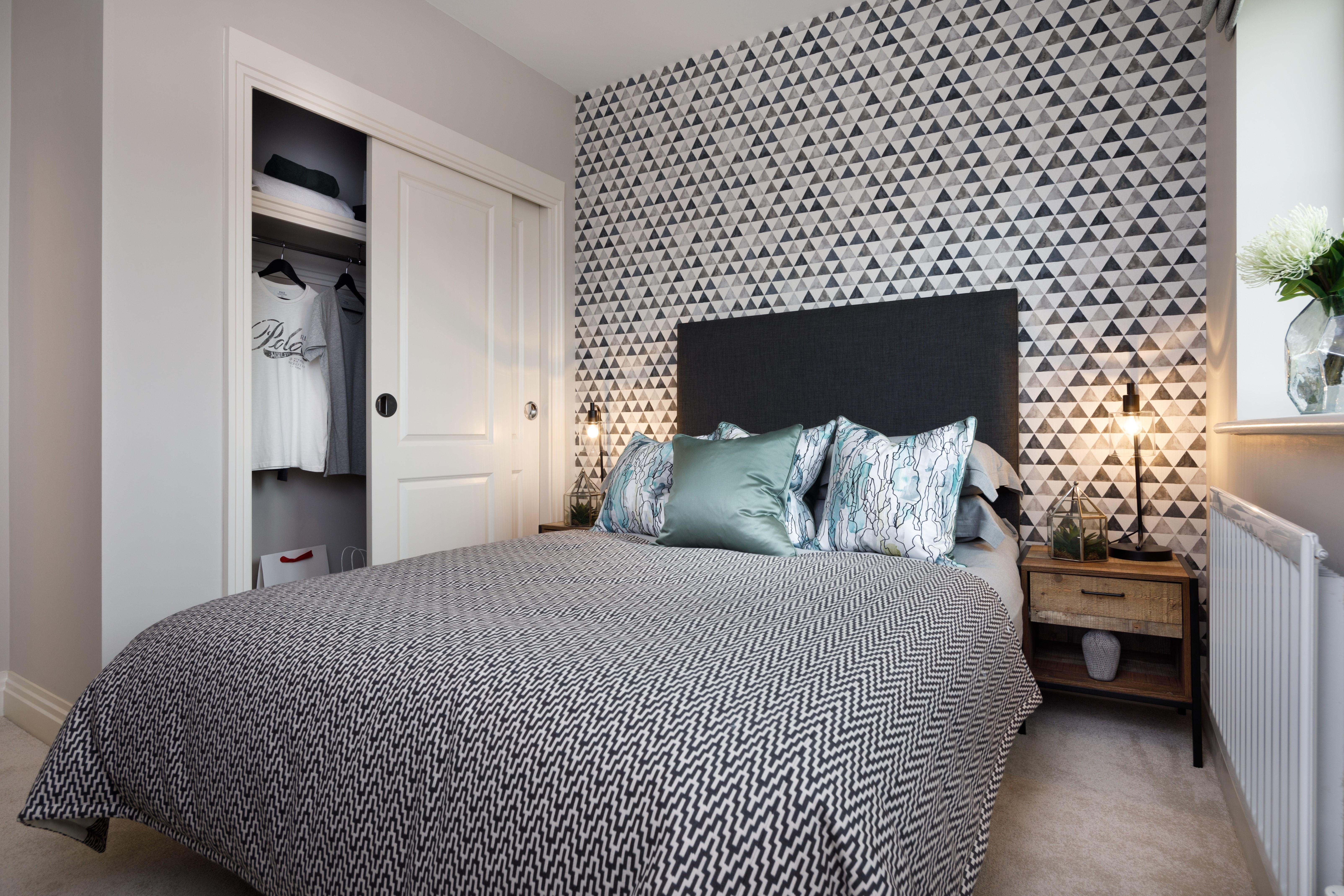 Berkeley Homes,Eldridge Park,Secondary Bedroom