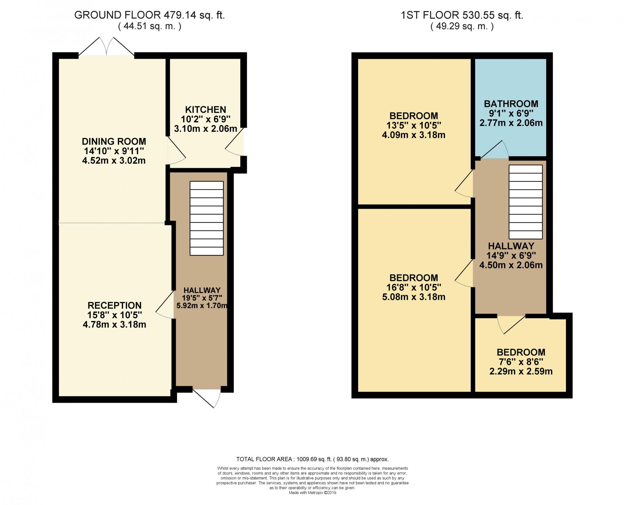 Mount Park Avenue, South Croydon, Surrey CR2, 3 bedroom semi