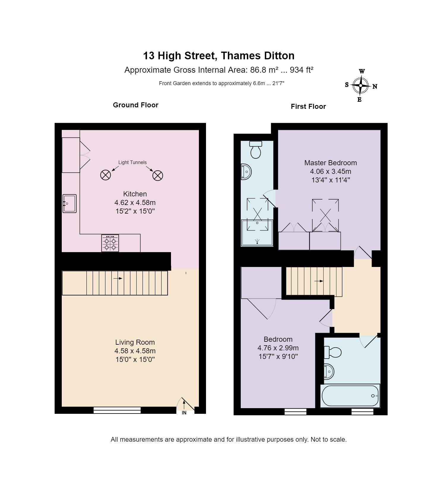 Property To Rent In Thames Ditton