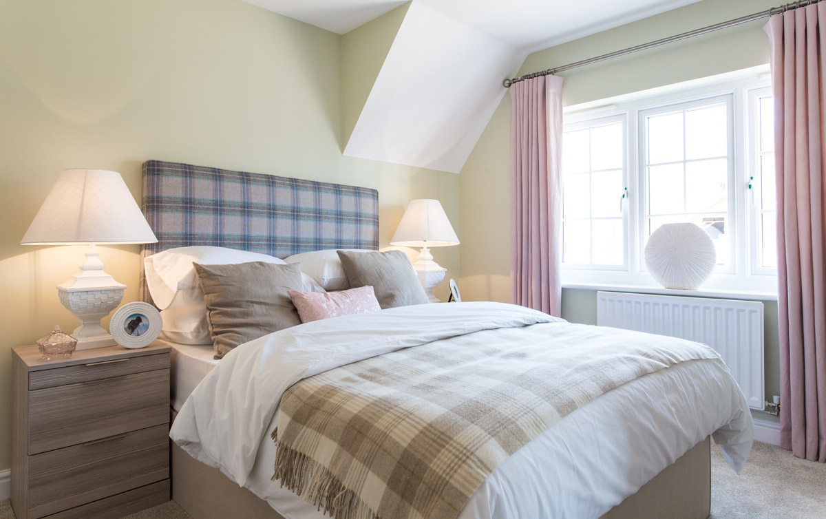 Redrow,Heritage Collection,Master Bedroom