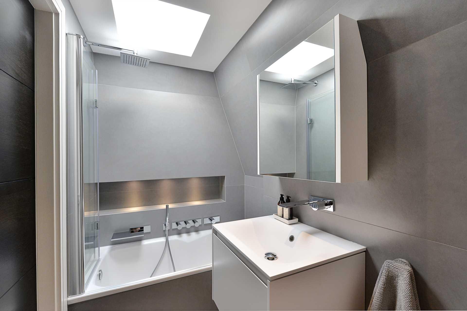 Thornsett,Bathroom detail
