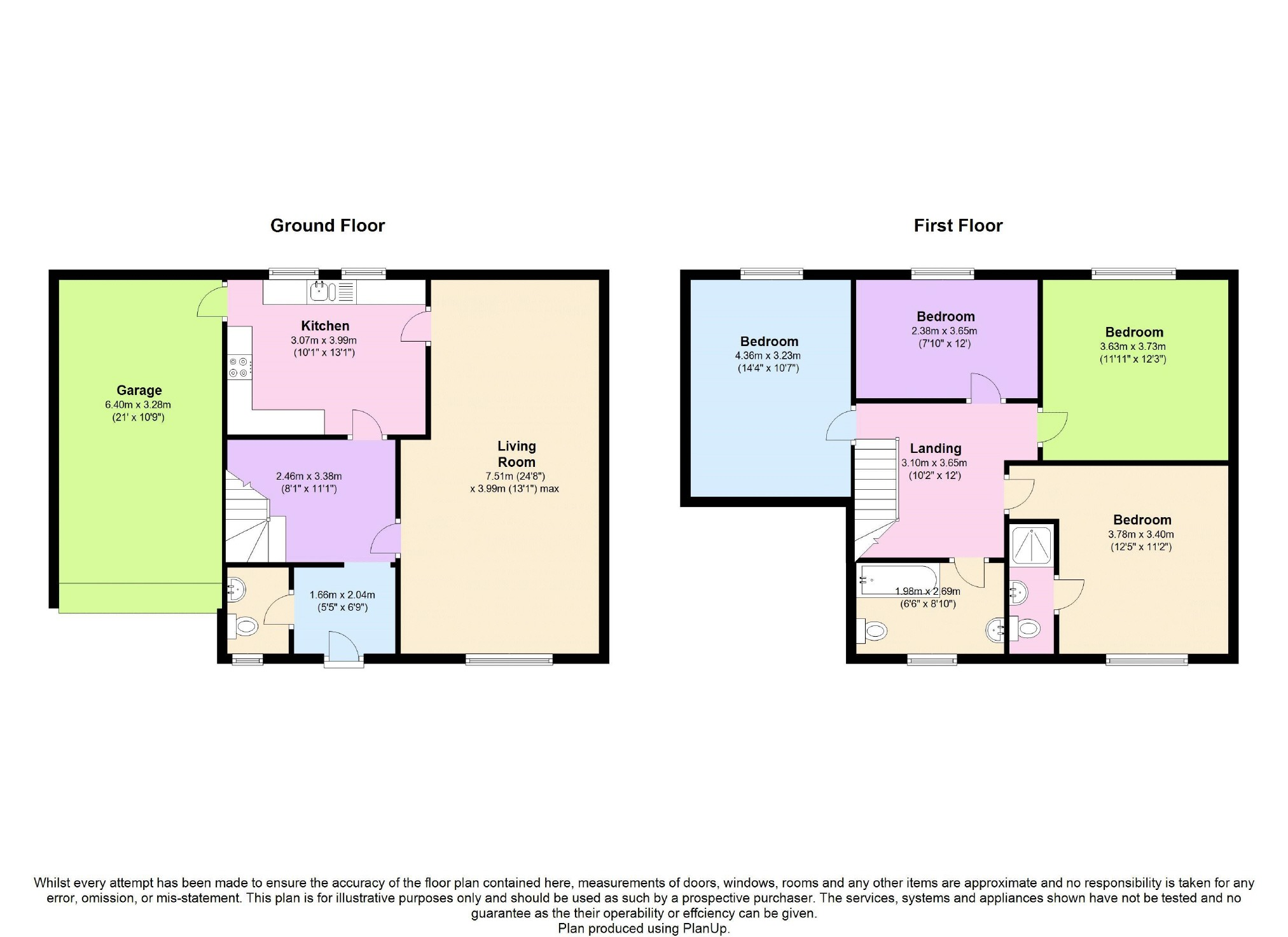 4 bed detached house for sale in Lordenshaw Drive Rothbury