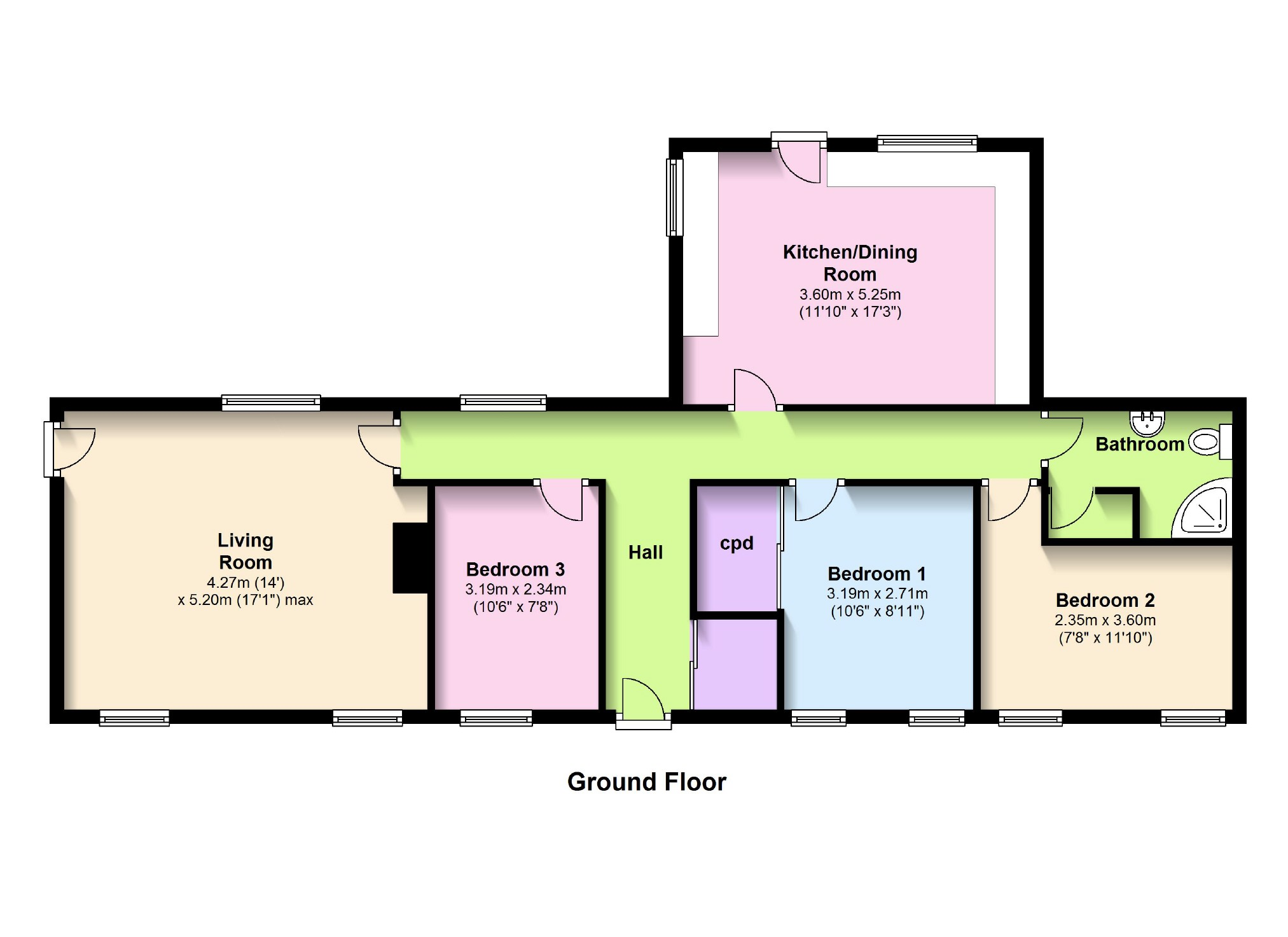 Property For Sale Peagham Barton