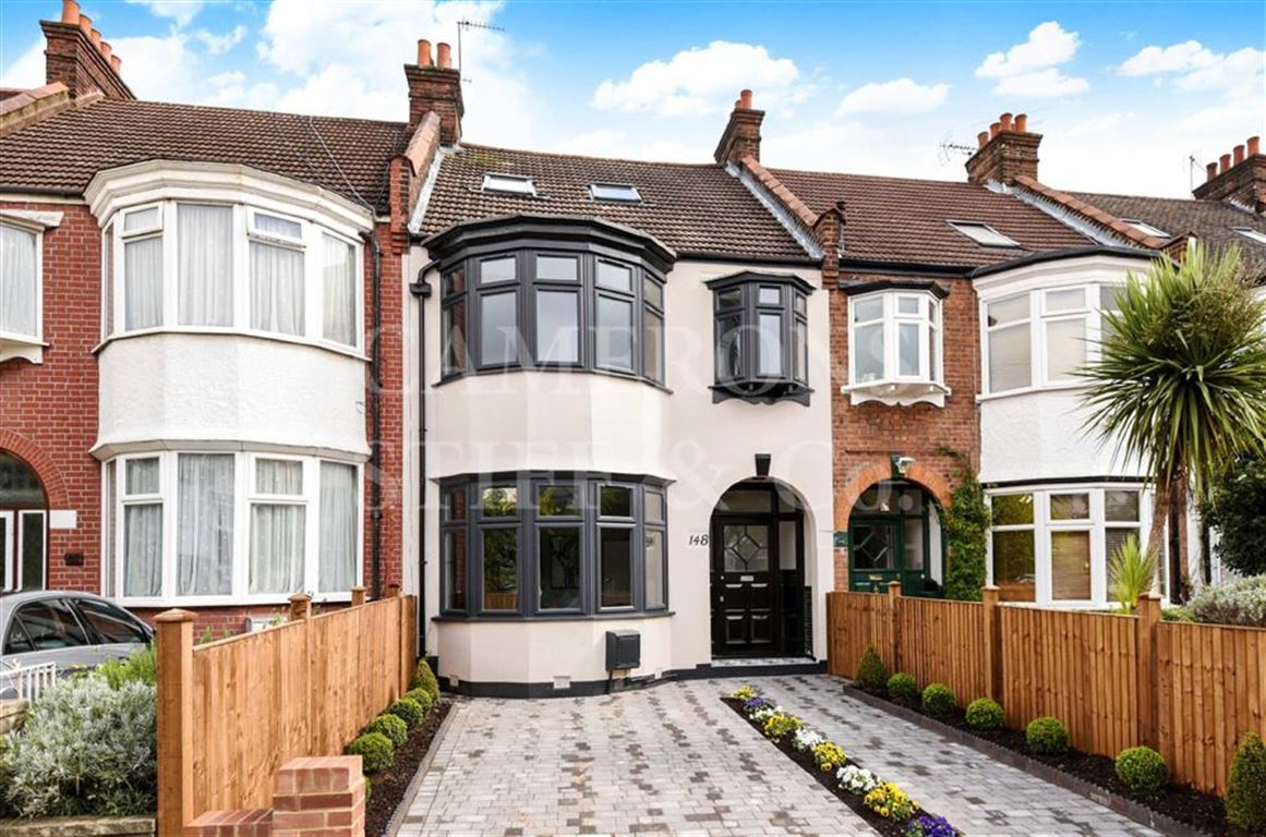 Bed House For Sale Kensal Rise