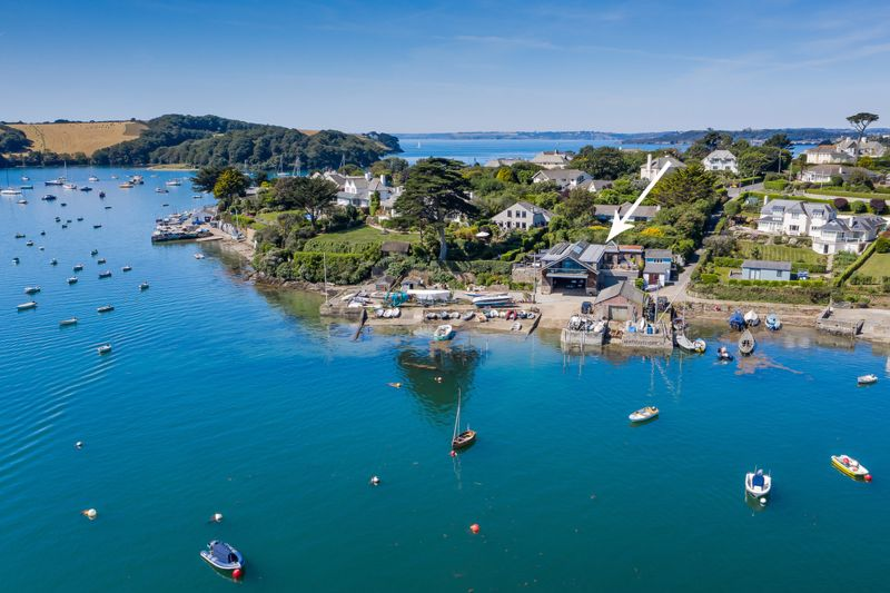 4 bed detached house for sale in Polvarth Lane, St. Mawes, Truro TR2 - Zoopla
