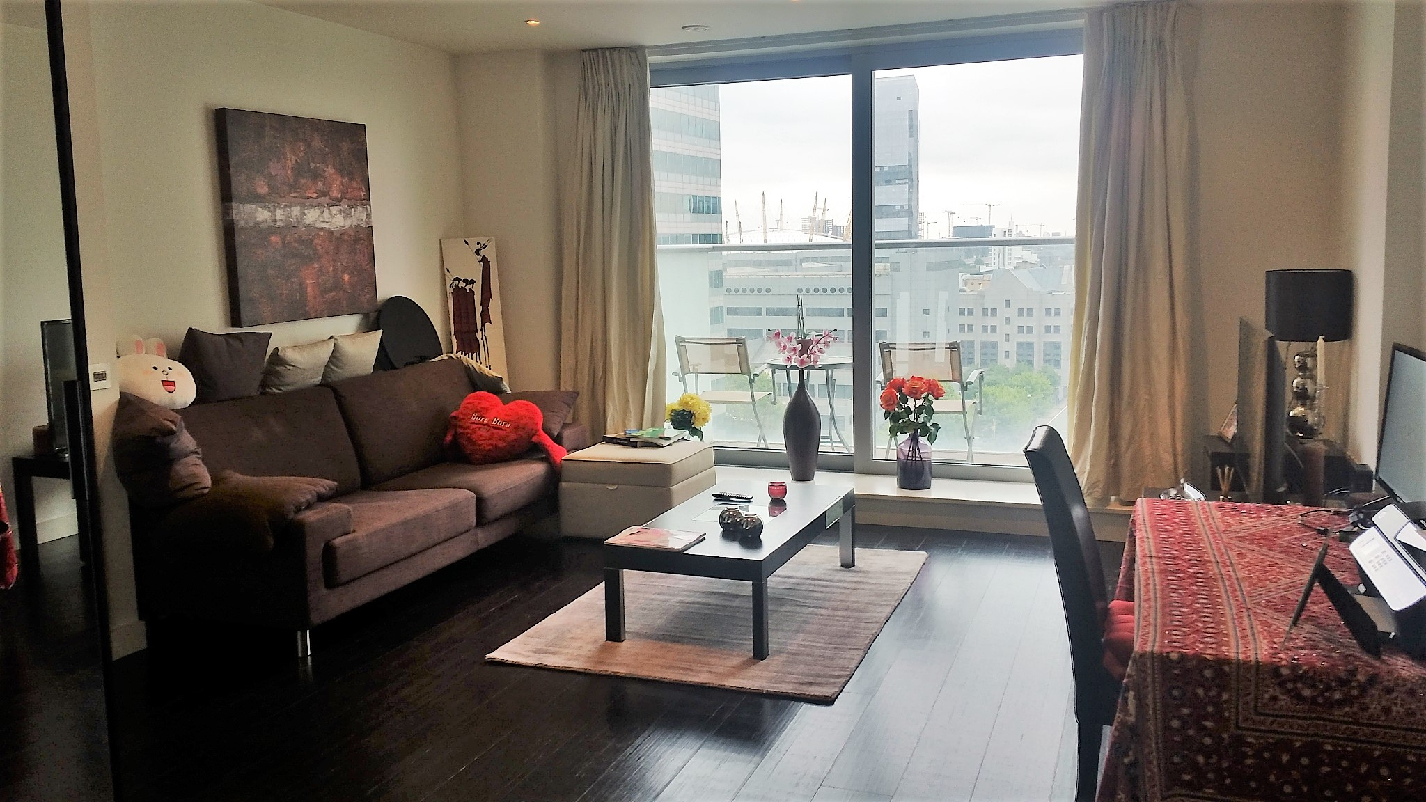 1 Bedroom Flat For Sale In Pan Peninsula West Tower Canary Wharf E14 London