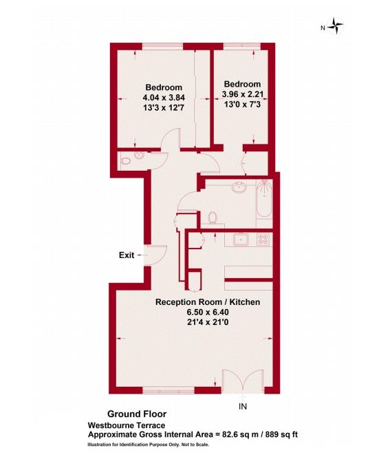 Westbourne terrace london w2 2 bedroom flat for sale for 3 westbourne terrace lancaster gate hyde park