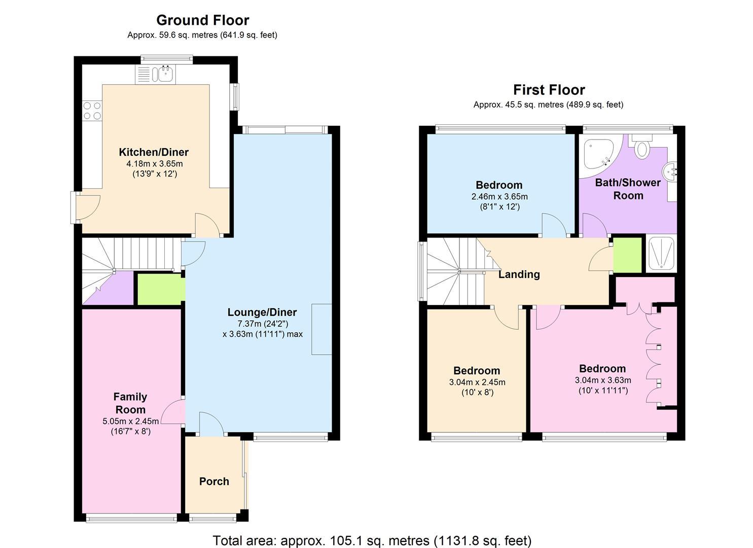 Burton Close Allesley Coventry Cv5 3 Bedroom Semi