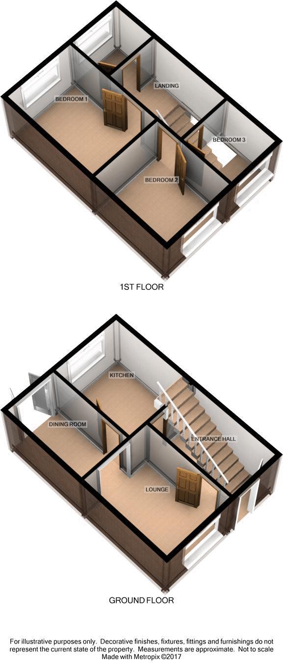 3 Bedrooms Semi-detached house for sale in Goodwood, Great Holm, Milton Keynes MK8