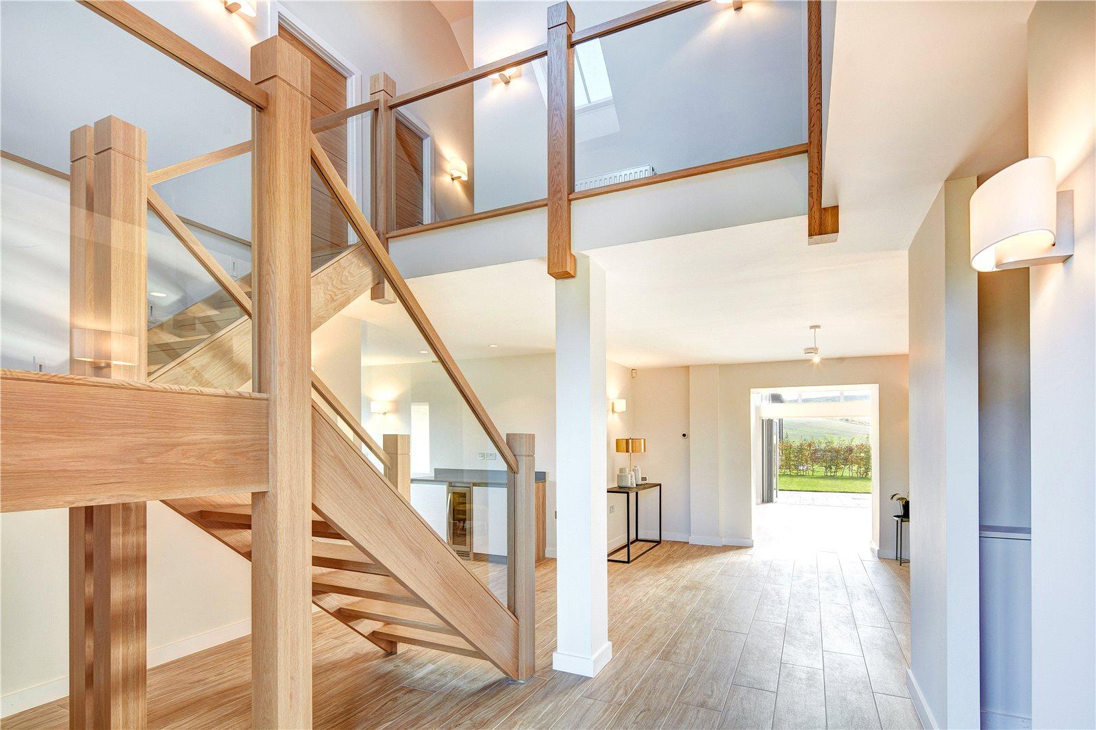 Derek Warwick Developments,Stair