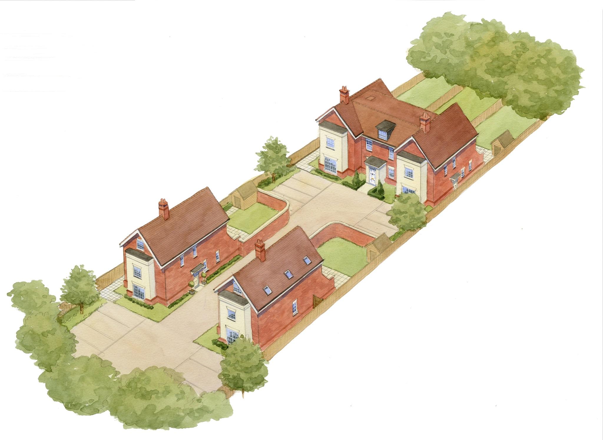 Vitruvian Homes,PLAN