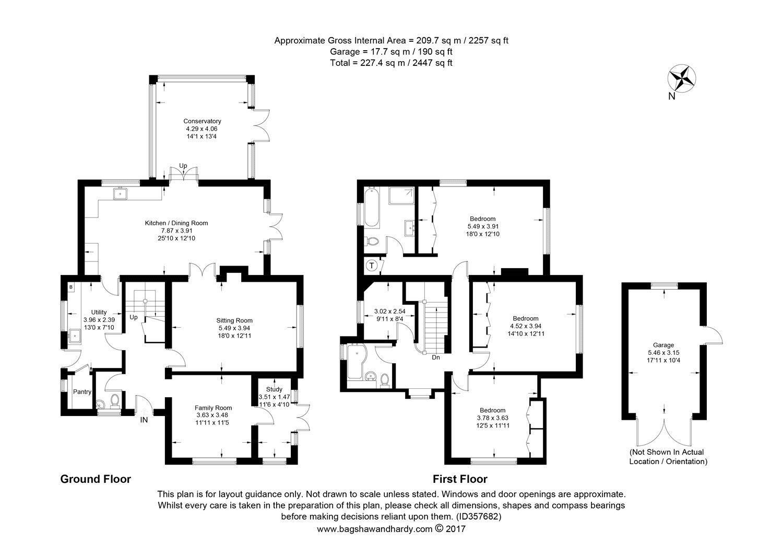 4 Bedroom Detached House For Sale 44550475 Primelocation
