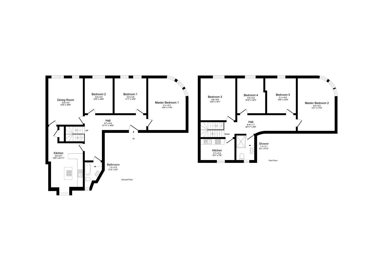 6 Bedrooms Flat for sale in Glenapp Street, Glasgow, Lanarkshire G41